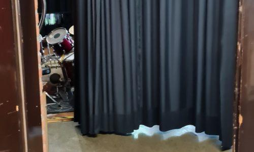 backstage - Bühnenzugang (Doppeltüre)