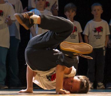 Ferienprogramm: Breakdance-Kurs für kids